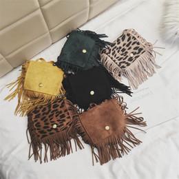 2019 cerniera piccola tasca di cotone 7 colori più nuovi bambini borsa a tracolla ragazze nappa borse borse a tracolla ragazze borse a tracolla mamma e bambini borsa portafoglio all'ingrosso FJY713