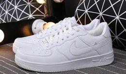 2019 zapatos casuales de moda A2 2019 Venta caliente Tamaño 36-44 pgraded versión Nuevo Todos los zapatos blancos Hombres y mujeres Zapatos casuales de moda rebajas zapatos casuales de moda