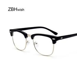 526c40f70 Barato Quadrado Pequeno Nerd Óculos de Sol Lente Clara Unisex Moldura de  Ouro Quadrado de Metal