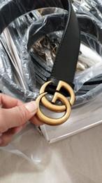 2018 venta caliente Para Hombre Cinturones Cinturón de cuero de vaca de lujo Cinturones masculinos para hombres Cinturón ancho Cinturón de los hombres ceinture cinto masculino desde fabricantes