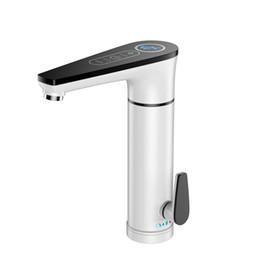 Induction intelligente simple atmospherecast en aluminium salle de bains instantanée électrique chauffe-eau cuisine robinet évier robinet ? partir de fabricateur