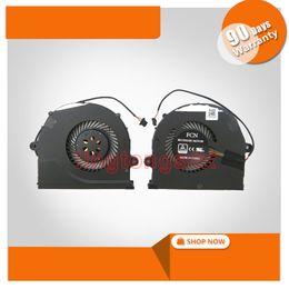 Asus fans kühlung online-Neue original cpu lüfter für FCN FKA5 DC12 0,4A lüfter kühler FCN4VBKLFAJN10 FÜR ASUS ROG FX503 FX503VD GL503VD GL503