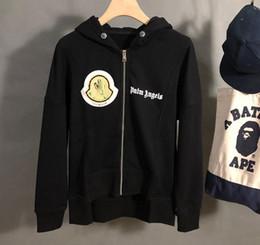 2019 hoodie preto da bola do dragão z 2019 Designer Hoodie manga comprida 100% Algodão Cardigan Zipper camisola Hoodies Casual Alta Qualidade de Luxo Plus Size M-2XL