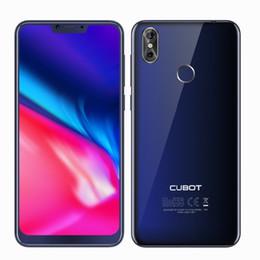 """CUBOT P20 4G Smartphone Android 8.0 Orijinal Phablet 6.18 """"MTK6750T Octa Çekirdek 1.5 GHz 4 GB RAM 64 GB ROM 20.0MP Kamera Cep Telefonu nereden cubot dört çekirdeği tedarikçiler"""