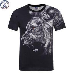 2019 leão 3d do rei camiseta Mr.1991 Marca Especial Design Original Rei Leão 3d Impressão T-shirt Para Meninos Ou Meninas Grandes Camisas Dos Miúdos T 12-20 Anos Adolescentes Tops A54 Y19051003 leão 3d do rei camiseta barato