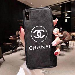 2019 marque design anglais lettre couverture de téléphone portable couverture pour iphone XS max Xr X 7 7 plus 8 8 plus 6 6 plus TPU bord doux ? partir de fabricateur