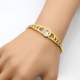 Canada Mode Amour Bracelets 16cm 17 20cm argent rose bracelet en or Bangles Femmes Hommes Vis Tournevis Bracelet Bijoux Couple avec l'original Offre