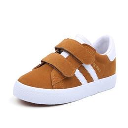 2020 entrenadores de lona para niños Zapatillas de lona para niños pequeños grandes entrenadores de zapatos zapatillas de moda para niños zapatillas de deporte para niños ZAPATOS PARA CORRER NEGRO 24-35 entrenadores de lona para niños baratos