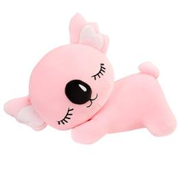 Soft koala giocattolo online-Nuovo arrivo 60 cm bambola koala bambini peluche letto a pelo letto carino bambola grande morbido koala orso giocattoli per bambini bambine regalo