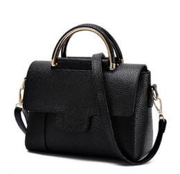 2019 borsa famosa della signora coreana borse della borsa delle donne rosse borsa coreana delle nuove famose signore della spalla di modo shippping libero sconti borsa famosa della signora coreana