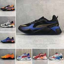 Puma rs Pumas Rs x 2019 Nueva alta calidad RS X reinvención juguetes para hombre zapatillas de diseñador de la marca hombres Hasbro Transformers