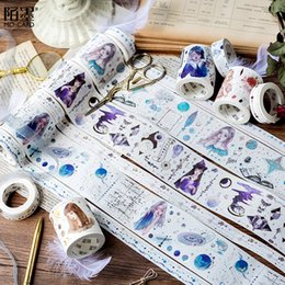mascarillas telefónicas Rebajas Washi Tape Glitter DIY cinta adhesiva adhesiva para enmascarar decorativa para el teléfono Scrapbooking DIY decoración 2016