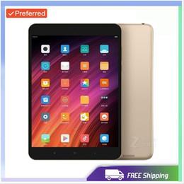 china tablet telefon sim Rabatt Fabrik freigesetzter ursprünglicher xiaomi mipad 3 Tablette PC 4GB RAM 64GB ROM MI Auflage 3 Tabletten Viererkern 13MP Laptop wifi 7.9 Zoll Tablette Android
