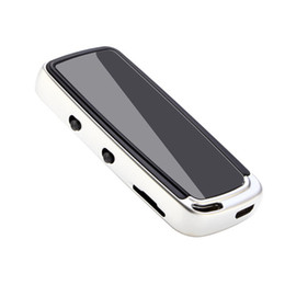Registratore vocale portatile Mini Videocamera portatile Videocamera Supporto penna Registrazione 32GB TF Card Registrazione di alta qualità da