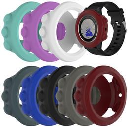 2019 ersatz für uhren Neue und hochwertige Ersatz Silikon Slim Uhrengehäuse für Garmin Fenix 5X GPS Uhr Caja de reloj # 10 günstig ersatz für uhren