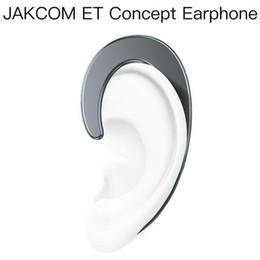Reloj mp3 bluetooth resistente al agua online-JAKCOM ET Non In Ear Concept Earphone Venta caliente en auriculares Auriculares como reloj resistente al agua beretti beeper tasma xx mp3 video