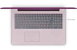 tablet pc 8gb Desconto LENOVO 15.6 Laptop Intel 2.60GHz 4GB 1TB DVD + RW WebCam HDMI USB Windows 10