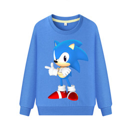 Sonic The Hedgehog Hoodie With Spikes Hoodie And Sweater