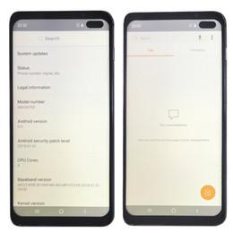 Deutschland 10 Goophone plus 6,5 Zoll 10+ Goophone 10 Plus-Gesicht Iris ID WCDMA 3G Quad-Core-Ram 1GB ROM 8GB Android 9.0 Kamera mit 8,0 Megapixeln anzeigen 5G 8GB 512GB Versorgung