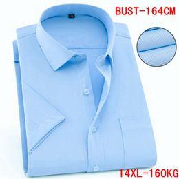 Hemden 2019 Neuestes Design Mferlier Große Größe 9xl 10xl Herren Business Casual Langen ärmeln Hemd Klassische Weiß Schwarz Blau Männlichen Große 13xl 14xl Kleid Shirts