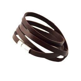 Hebilla de cuero conjuntos online-Multi-anillo Hebilla dérmica Para hombre Pulsera Diseñador Pulsera Diseñador Joyería Diseñador Amor Pulsera Conjuntos de joyas Amor Pulseras de cuero para mujer