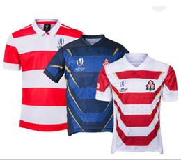 2019 rugby de auckland La versión superior del Mundial de Japón 2019 Japón CupRugby camisa Rugby Shirtclothing hogar lejos tamaño de camiseta de manga corta Jersey S-5XL Jersey de Rugby