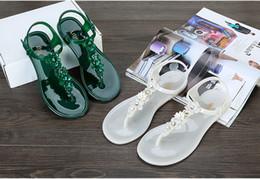 2019 vendendo i funghi Vendita calda- vendita Pantofole da donna estate infradito femminile pantofole a fungo sandali in pvc Camelia Gelatina scarpe da spiaggia vendendo i funghi economici