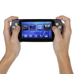 Lecteur mp3 4.3 en Ligne-PAP K3 4,3 pouces HD Console de jeu portable LCD jeu portable joueurs Retro MP3 MP4 MP5 Vidéo Portable Caméra FM