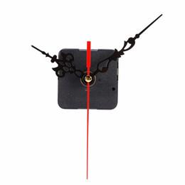 Mecanismo de relógio DIY Clássico Pendurado Preto Relógio de Quartzo Relógio de Parede Mecanismo de Movimento Peças de Reparo de Reposição de Ferramentas Essenciais de Fornecedores de relógio de parede preto