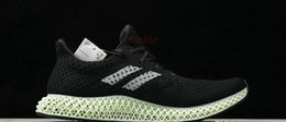 Qualidade da tecnologia on-line-Hotsale 4D LTD Impressão Futurecraft Cinza Preto Tecnologia Running Shoe Mens Branco Designer de Alta Qualidade Da Sapatilha Do Esporte