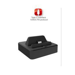2019 n vidéos Vente chaude Type C vers HDMI Convertisseur Vidéo Dock Pour Nintend Switch NS Console Hôte HDMI Adaptateur USB 3.0 Port Affichage et convertisseur avec Film