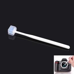 2019 vetri bagnati Vanpower 2019 Nuova fotocamera CCD CMOS Sensore ottico kit per la pulizia della polvere Penna detergente per gelatina Strumento elettrico per schiarimento di alta qualità