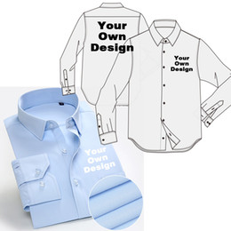 2019 Your OWN Design  Logo/Picture White Custom Men and women shirts Plus Size shirts Men Clothing supplier pictures white clothes от Поставщики фотографии белая одежда