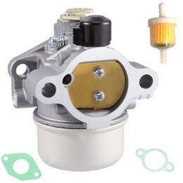 16 ч. онлайн-Карбюратор ZYHW 12-853-140-S Подходит для Kohler 12-853-57-S для двигателей CH CV серии CH13 CV13-16 Двигатели с прокладкой + топливный фильтр