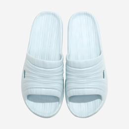 Мягкие тапочки для ванной онлайн-New Non-slip Slippers Soft Sole Women's Slippers Female Flat Sandals for Home Bathroom Flip Flops Women Men Beach Shoes Sandals