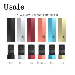 Suorin Edge Case Kit с 2 батареями 230 мАч с батарейным питанием без переключателя Портативный размер 100% оригинал от