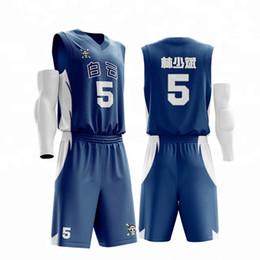 basketballdruckgewebe Rabatt Benutzerdefinierte ärmellose Polyestergewebe Ihre Namen und Nummern DIY Print Unisex Basketball Bekleidung Uniform Sportbekleidung