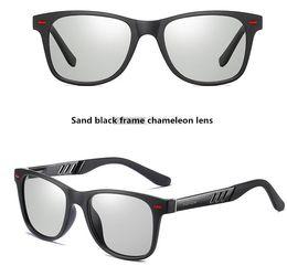 Gli occhiali da sole di moda polarizzati online-Occhiali da sole firmati di Vogue Brand Occhiali da sole di alta qualità Occhiali da sole da donna Polarized Driving Occhiali da sole Ourdoor Occhiali da camaleonte