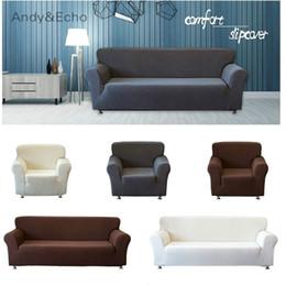2019 parágrafo do computador 1-Piece sofá cobre poliéster Slipcover Elastic para sala 1/2/3 assentos cadeira conjunto Início Cotton Cubiertas Para Sofá