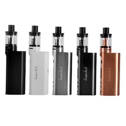 kangertech original mini kit Promo Codes - New arrive 100% Original Kangertech Subox Mini-C Starter Kits 50W Subox Mini C 18650 Box Mod 3ml Top Filling Leak Free Tank 2211074