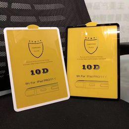 10D закаленное стекло для ipad 5 6 протектор экрана для iPad 2018 pro 9.7 дюймов защитная пленка для ipad air 2 mini от