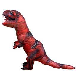 Argentina Accesorios Cosplay Trajes de dinosaurio inflables para mujeres Blowup T Rex Traje de dinosaurio Disfraces de Halloween Cosplay Disfraces de fiesta de la mascota cheap xxs latex Suministro