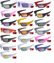 bicycle new style Promo Codes - SUMMER new style wommen Bicycle Glass driving sunglasses sports spectacles men goggle Cycling Outdoor Sun Glasses 19colors free shipping
