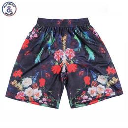 Nice Mr.0990inc Mens 2d Shorts 2d Maglia Quick Dry Beach Shorts Stampa Azalea Flowers Pantaloni corti traspirante Asia M-xxl S0 da