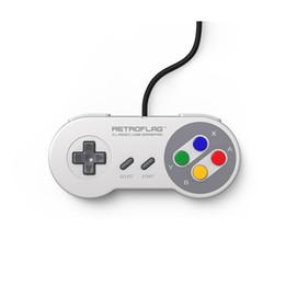 Retroflag USB Original Controlador de Jogo Gamepad SUPERPi Joystick Game Console Para SUPERPi CASE-U / CASE-J / Caso NESPi / Raspberry Pi Win de