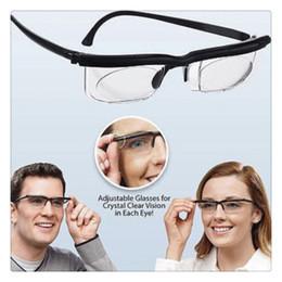 Occhiali da lettura regolabile Zoom presbiti lenti d'ingrandimento Occhiali per l'anziano persone Vision Fashion STILE Vision Care DHL da