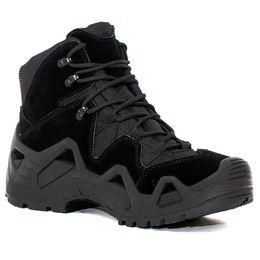 scarpe da caccia militari Sconti Uomini attraverso giungla deserto arrampicata escursionismo impermeabile antiscivolo scarpe da caccia maschile all'aperto di addestramento militare di combattimento stivali tattici # 45053