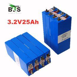 bateria escondida Desconto 1 PCS 3.2 v 26AH LiFePO4 bateria 3C recarregável li bateria de polímero E-BICK bateria e-bicicleta UPS Conversor De Energia HID luz solar