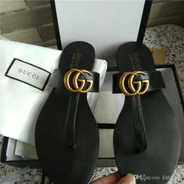 atacadista de aletas Desconto 2018 sandálias de grife sandálias das mulheres designer de slides Marca Moda sandálias listradas causal verão huaraches chinelos chinelo chinelo