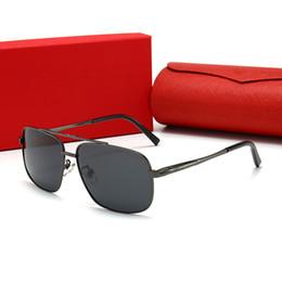 Óculos de sol mujer on-line-Homens alta-Grade 2020 nova alta das mulheres Qualidade Sunglasses Projeto óculos de sol óculos de sol redondos Óculos de Sol Mujer Lunette polarizada Mens